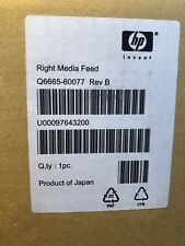 New Hp Designjet 9000s10000sseiko 64s100s Right Media Feed Q6665 60077