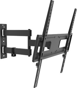 """PrimeCables® TV Wall Mount Bracket with Full Motion Articulating Arm for 26""""-55"""""""