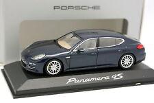 Minichamps 1/43 - Porsche Panamera 4S Bleue