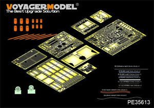 Voyager-PE35613-1-35-WWII-Tiger-I-Early-Production-Detail-Set-for-Zvezda-3646