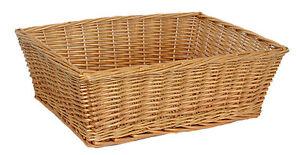 Image is loading Somerset-Storage-Basket-Tray-Empty-Gift-Hamper-Wicker-
