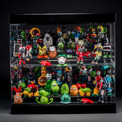 New 40PCs Plants vs Zombies Figures Set PVZ Toy Display Collection Xmas Gift
