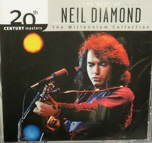 20th-Century-Masters-The-Best-of-Neil-Diamond-NEW-CD-11-Tracks-Hits-collection