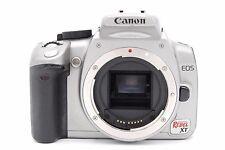 Canon EOS 350D (Rebel XT / Kiss Digital N) 8MP 1.8''Screen DSLR Camera SILVER