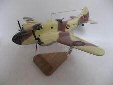 Martin 187 Baltimore Bomber Wood Model