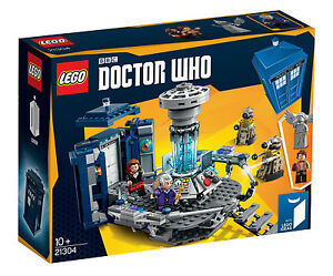 LEGO-Ideas-CUUSOO-Doctor-Who-Doctor-Who-21304-New-amp-Sealed