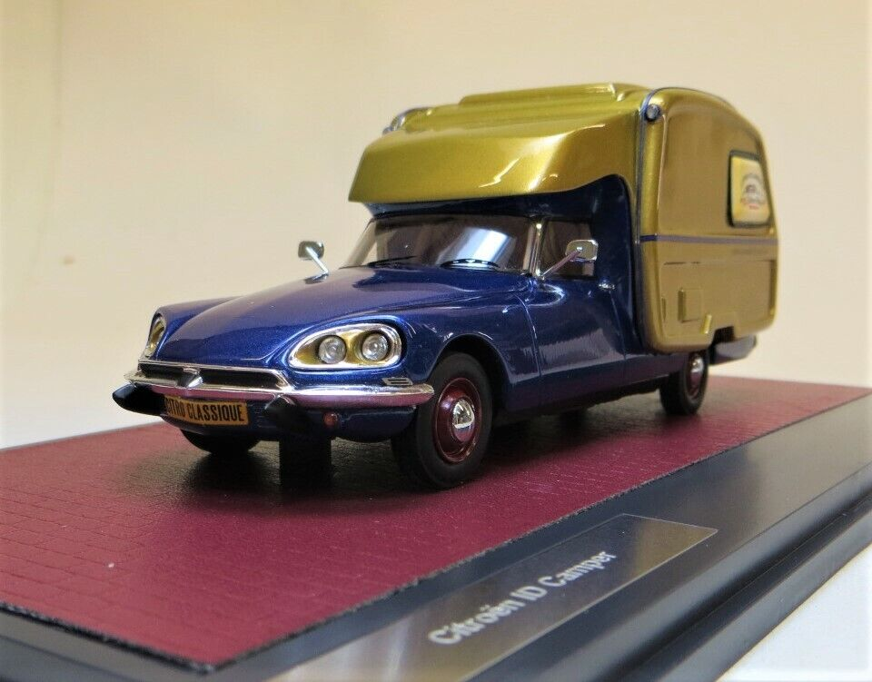 Matrix Models 1973 CITROEN ID Camper, Ltd   408. faite à la main, Brand nouveau in Box.  les promotions