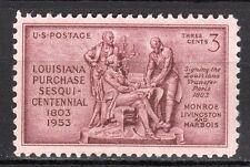 USA - 1953 150 years Louisiana purchase - Mi. 639 MNH