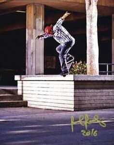 Paul Rodriguez authentic signed skateboarding 8x10 photo  Cert Autographed A0171