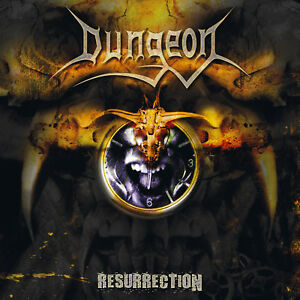 DUNGEON-Resurrection-CD-2005-Reissue-Power-Metal-from-Australia-LORD