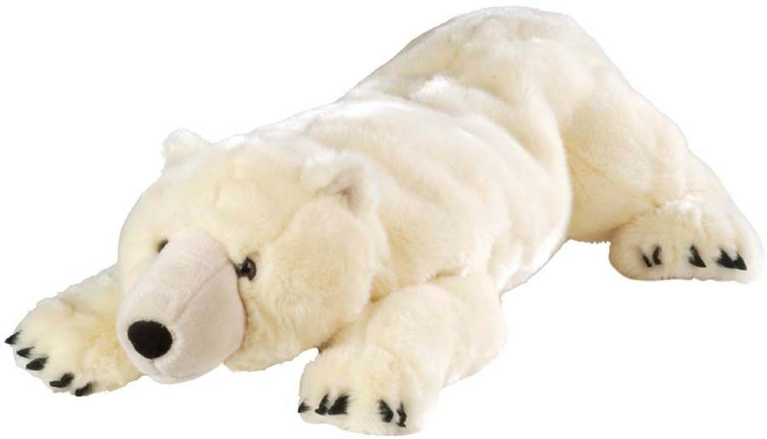 Stuffed Animal Bear Polar Plush Toy Large Giant Soft Big Cuddle Kids