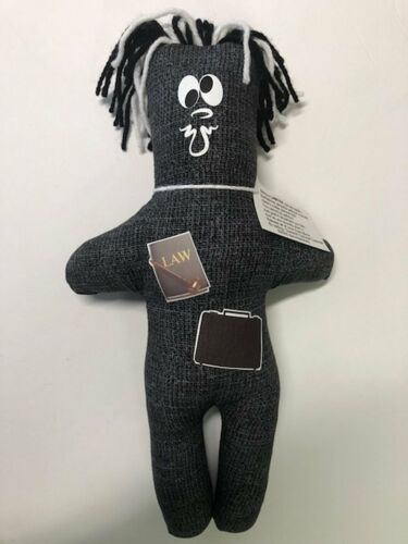 Lawyer Frustration Doll Dammit Stress Relief Dolls Attorney
