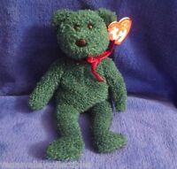 Ty Beanie Baby 2001 Holiday Teddy