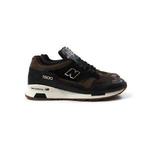 Details about New Balance 1500 Made In UK ENGLAND # M1500JKK Black Men SZ 8 13