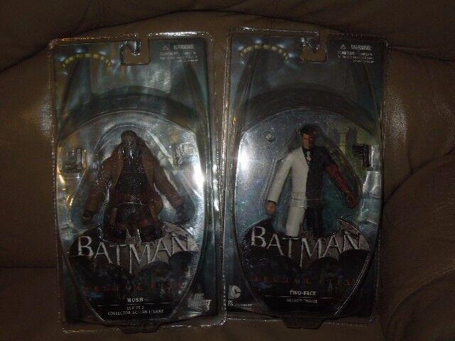 Batman arkham zwei gesicht und still action - figuren