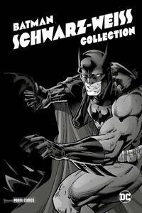 BATMAN-SCHWARZ-WEISS-COLLECTION-HC-deutsch-BLACK-WHITE-Omnibus-DELUXE-EDITION