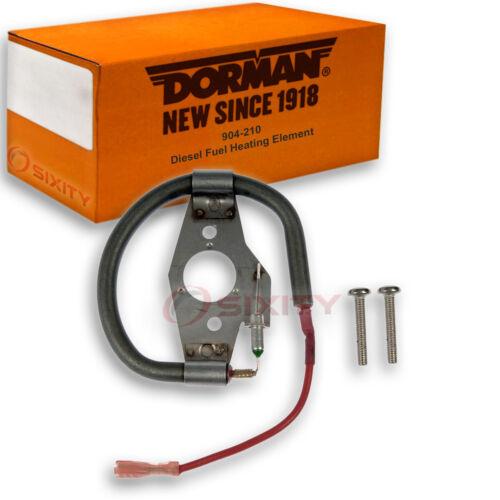 Dorman OE Solutions 904-210 Diesel Fuel Heating Element for F5TZ9J294A ye
