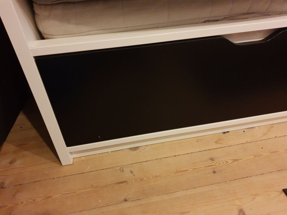 Enkeltseng, Ikea, b: 90 l: 200