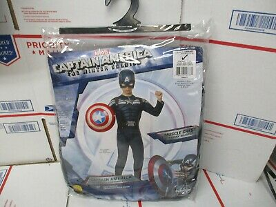 No Size Disguise Marvel Captain America The Winter Soldier Movie 2 Child Shield