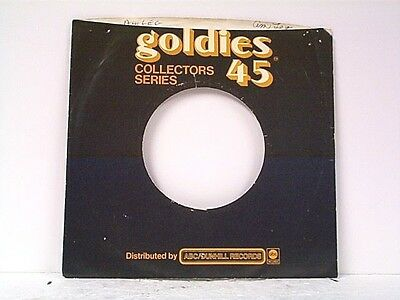 4-goldies 45 Company 45's Sleeves Lot # A-713 Music