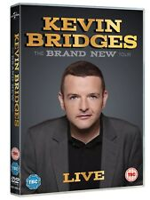 Kevin Bridges: The Brand New Tour - Live [DVD]