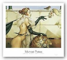 FANTASY ART PRINT The Creation by Michael Parkes