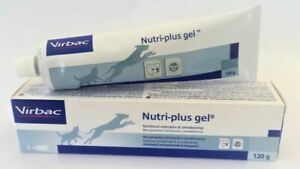 Nutri Plus¹Gel High Energy Nutritional Supplement multi vitamin dog cat 120 g