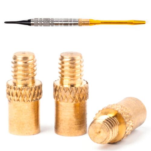 Darts Schraubge wichte Add-a-gram 2g Brass oder 1g Nickel Dart NEU Tool NEU
