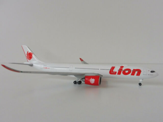 LION AIR Airbus A330-900NEO 1/500 Herpa 533676 A330 A 330 A330-900 INDONESIA
