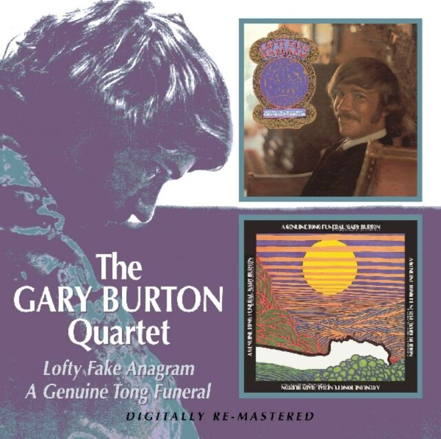 Gary Burton - Lofty Fake Anagram/A Genuine Tong Funeral