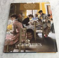 Christies NY Important American European Paintings June 5 1997 Auction Catalog