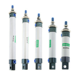 Air-Cylinder-Double-Action-20mm-Bore-25mm-125mm-Stroke-Pneumatic-5Sizes