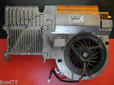 Prezzo Più Basso Con Toshiba Satellite Pro A60 Fr Working Spare Parts Main Cooler Supplemento L'Energia Vitale E Il Nutrimento Yin