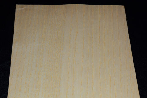 Ash Raw Wood Veneer Sheets 5.5 x 25 inches 1//42nd thick                 E6309-13