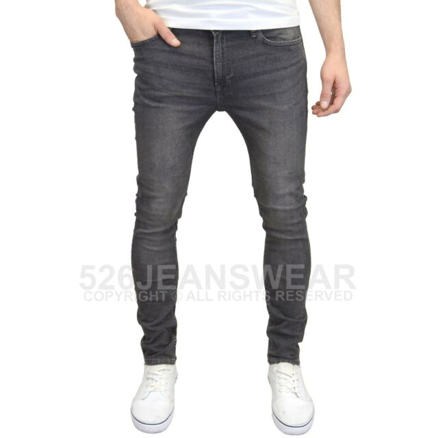 Jack /& Jones Men/'s Liam Skinny Stretch Jeans /& Ripped Chinos BNWT