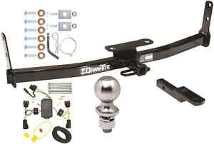 COMPLETE TRAILER HITCH PKG W WIRING KIT FOR 20102017 CHEVY EQUINOX