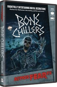 image is loading bone chiller atmosfearfx dvd halloween special fx projector