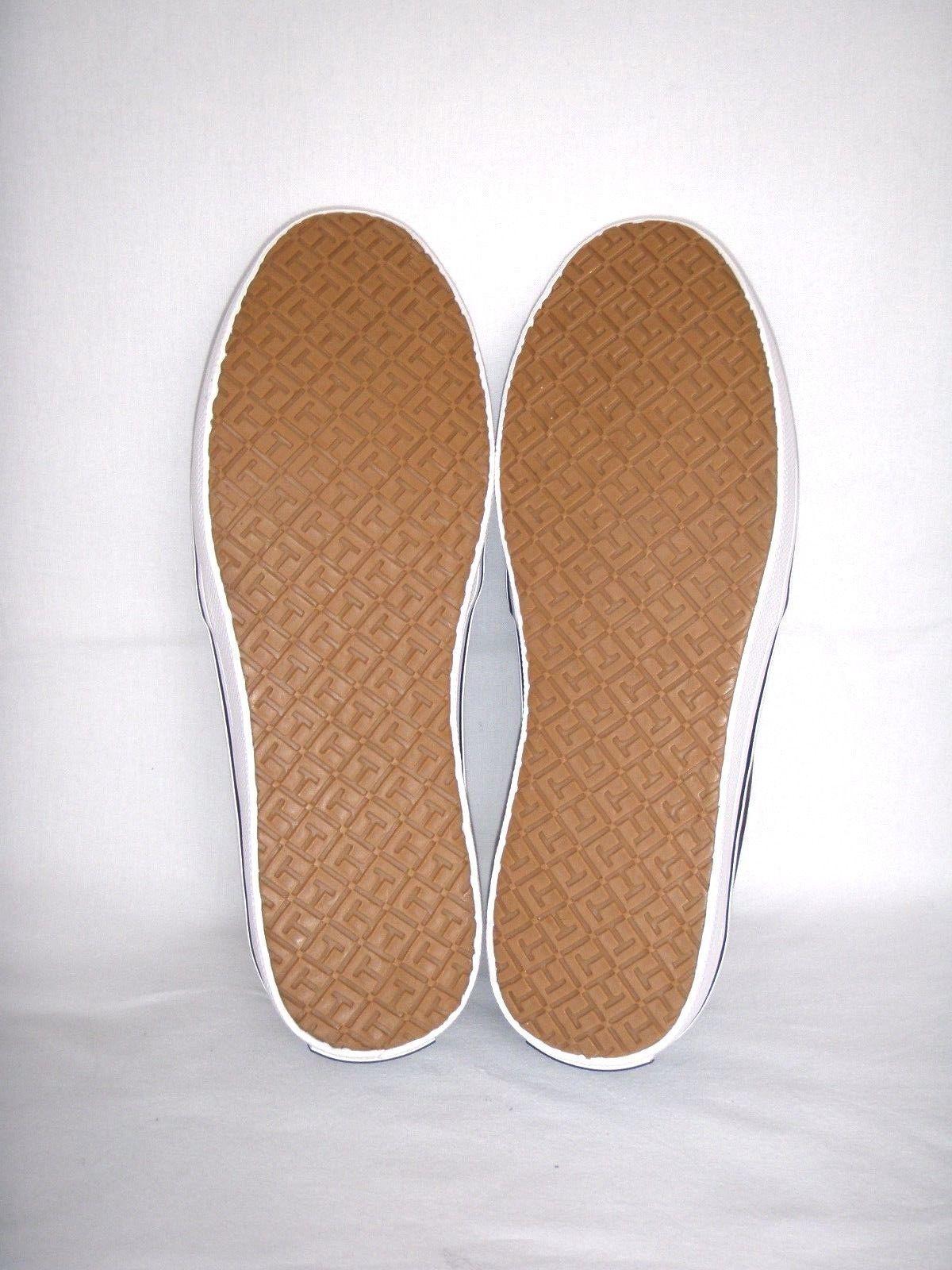Sneaker Damenschuhe Tommy Hilfiger Nachtblau Slip On-Sneaker Halbschuhe Nachtblau Hilfiger Gr.41 c9c7ae