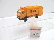 MES-46479Wiking 1:87 Stadtreinigung sehr guter Zustand,mit Original Verpackung,