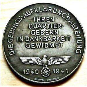 1940-1941-WW2-GERMAN-COMMEMORATIVE-REICHSMARK-COLLECTORS-COIN