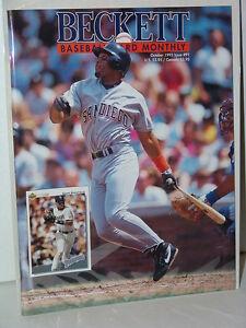 MLB-Beckett-October-1992-Issue-91-Gary-Sheffield-San-Diego-Padres-MINT