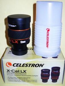 CELESTRON-12mm-X-CEL-LX-1-1-4-034-EYEPIECE-NEW-IN-BOX