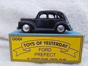 Odgi Toys Of Yesteryear Ford Préfet En Noir