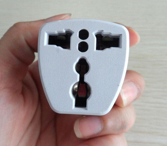 Useful Universal UK/US/EU/AU to US American Travel Power Adapter Plug converter