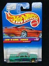 1998 Hot Wheels Low 'n Cool Series #3 '59 Caddy