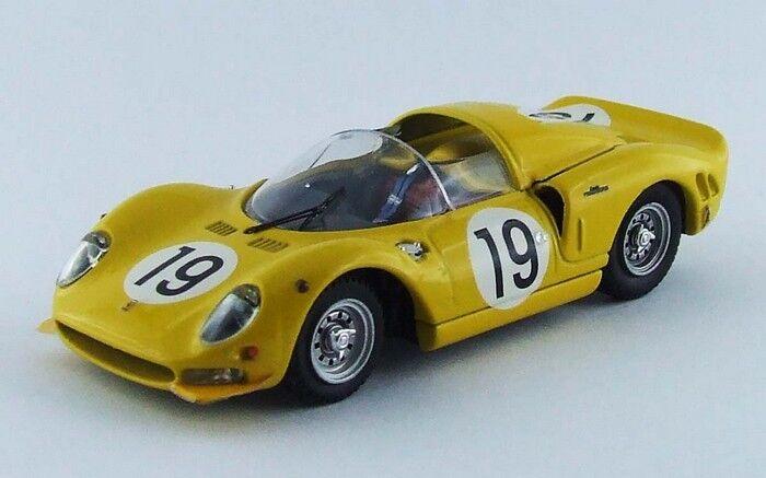 Best model 9549-ferrari 365 p2   19 24h le hommes test - 1966 1 43 Beurlys  détaillants en ligne