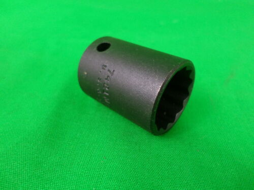 Proto 7421MT 21mm Metric Double Hex Impact Socket