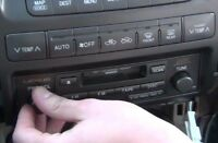 Lexus Gx470 Pioneer Radio Knob Type A Mark Levinson Cassette Stereo