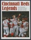 Cincinnati Reds Legends by Mike Shannon (Hardback, 2015)