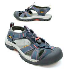 size 40 30b2b 9e350 Keen Venice H2 SandalMidnight Navy/Hot Coral Women's Shoes ...